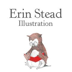 Erin Stead Illustration | Caldecott Medal Winner for A Sick